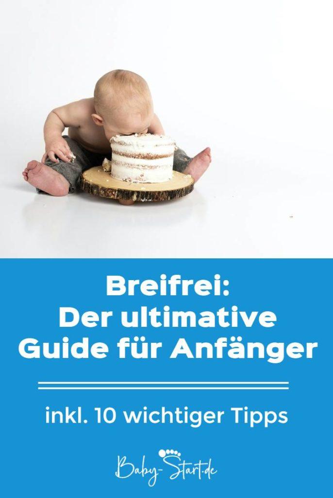 breifrei pinterest 686x1024 - Breifrei: Der ultimative Beikost Guide für Anfänger inkl. 10 wichtiger Tipps