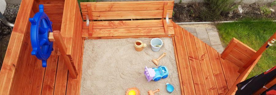 Sandkasten Piratenschiff Beitragsbild