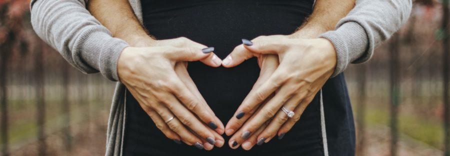 Schwangerschaft verkünden