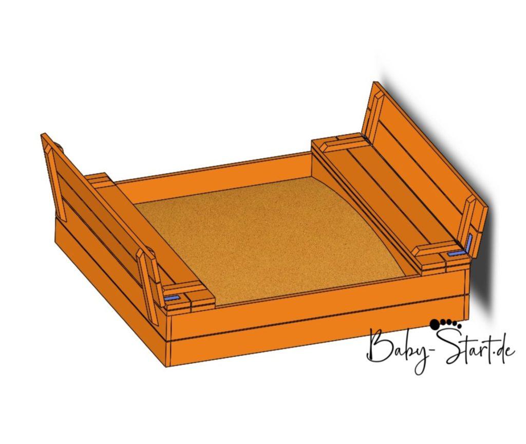 sandkasten mit sitzbank etsy 1024x864 - Sandkasten mit Sitzbank bauen 2021: Einfache Bauanleitung inkl. kostenlosem Download