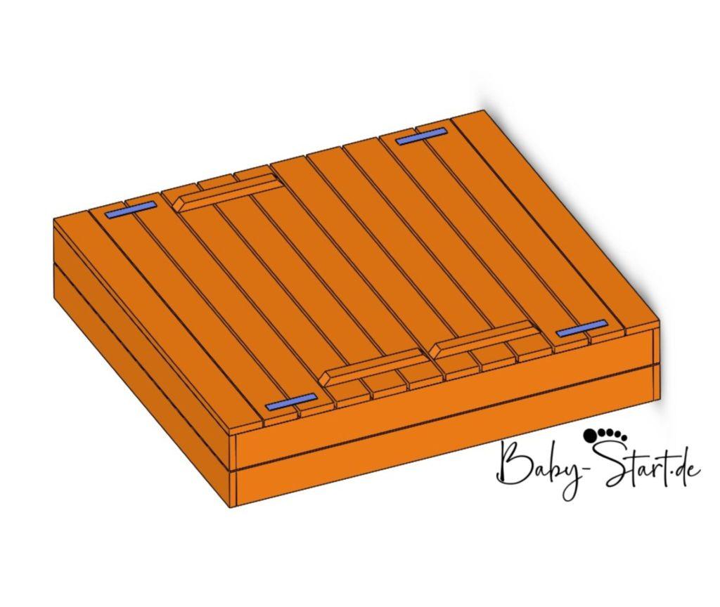 sandkasten mit sitzbank geschlossen etsy 1024x864 - Sandkasten mit Sitzbank bauen 2021: Einfache Bauanleitung inkl. kostenlosem Download